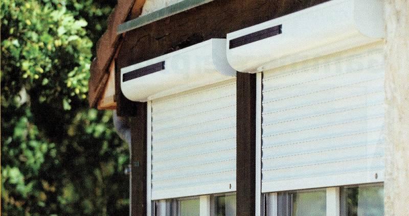 Installateur Du Volet Roulant Solaire Sun Rol De Futurol A