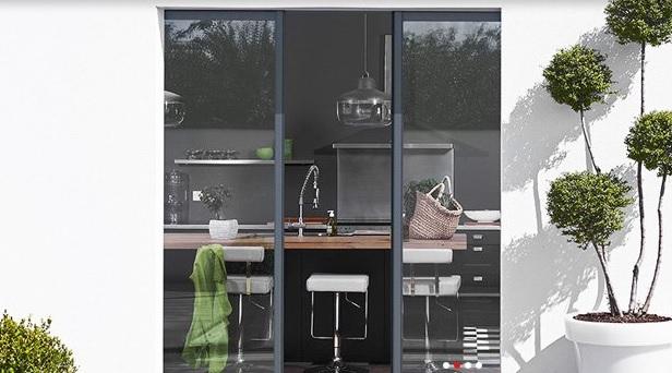 installateur de baie coulissante galandage 1 ou 2 vantaux sur 1 rail k line toulouse. Black Bedroom Furniture Sets. Home Design Ideas