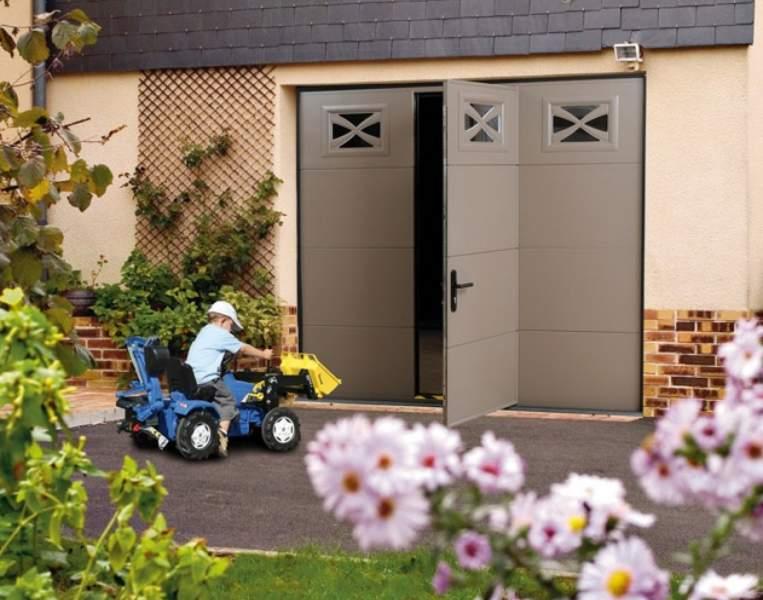Menuiserie devis gratuit en ligne blagnac 31700 for Porte de garage avec portillon integre occasion